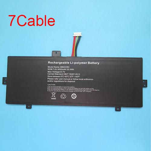 RTDPART 3882229C 交換バッテリー