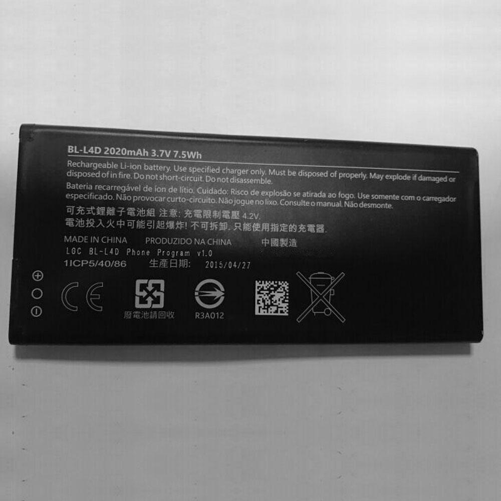 Microsoft BL-L4D 交換バッテリー