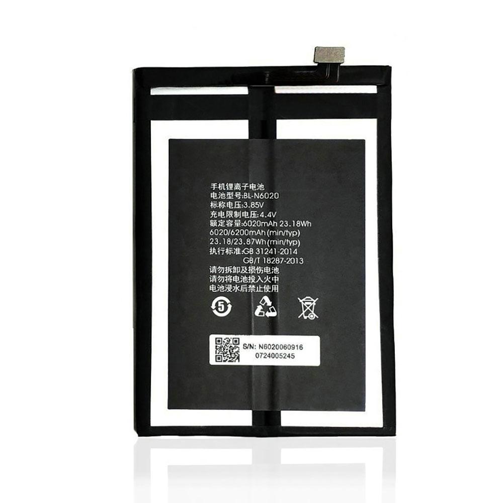 Gionee BL-N6020 交換バッテリー