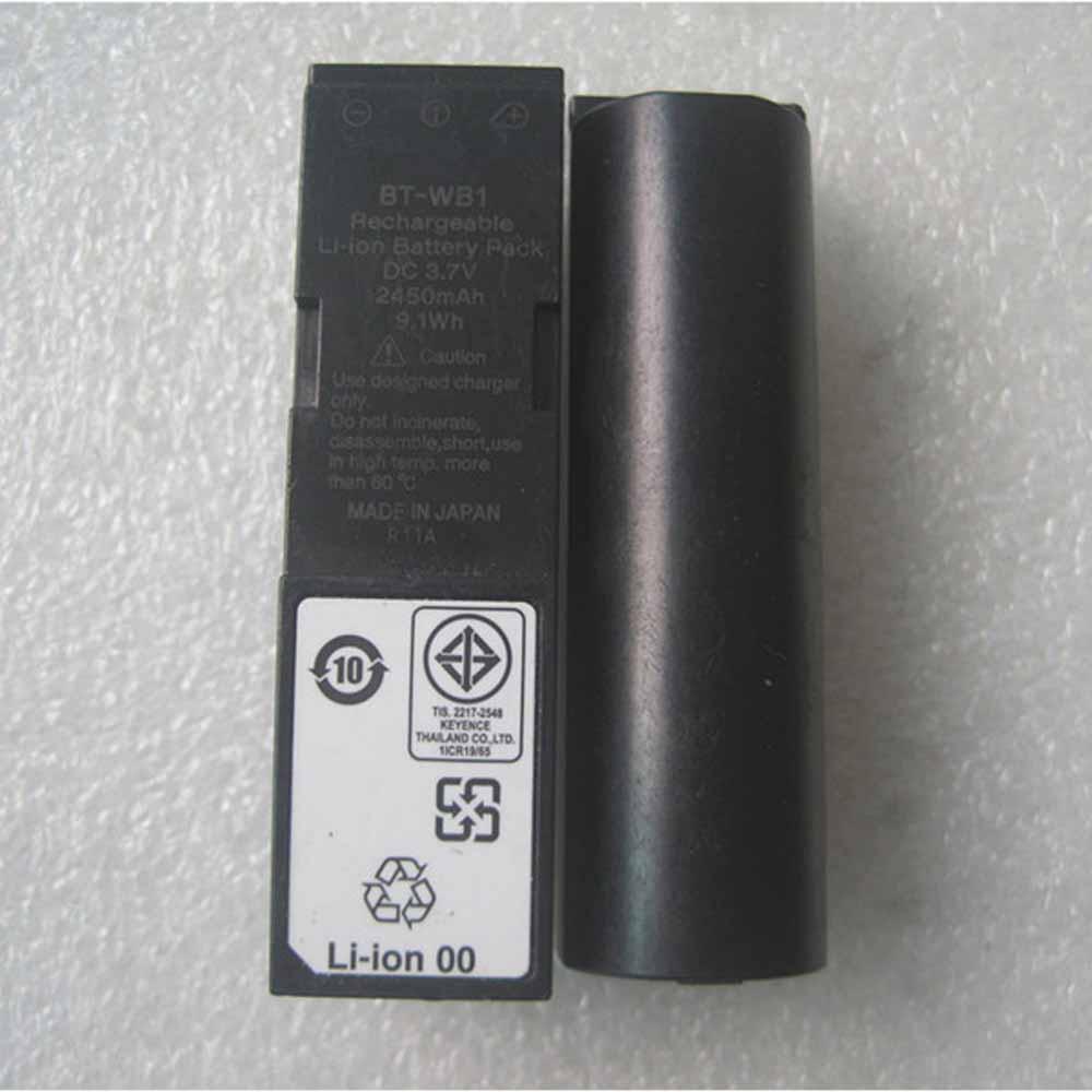Keyence BT-WB1 交換バッテリー
