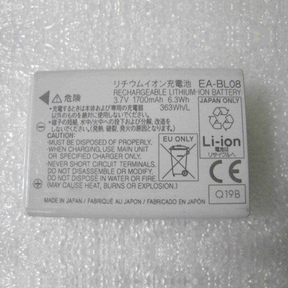 Sharp EA-BL08 交換バッテリー