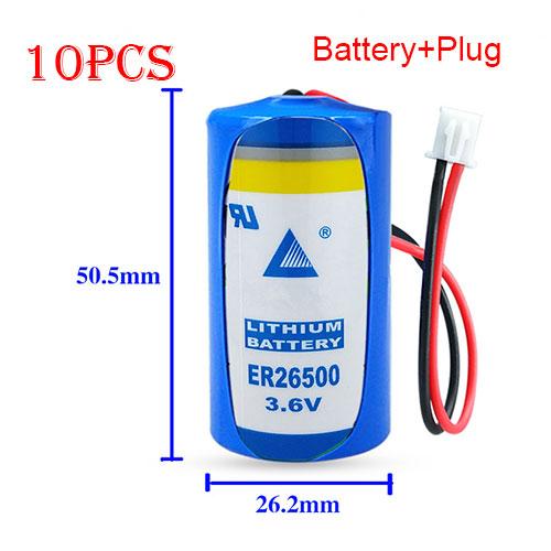 LISUN ER26500 交換バッテリー