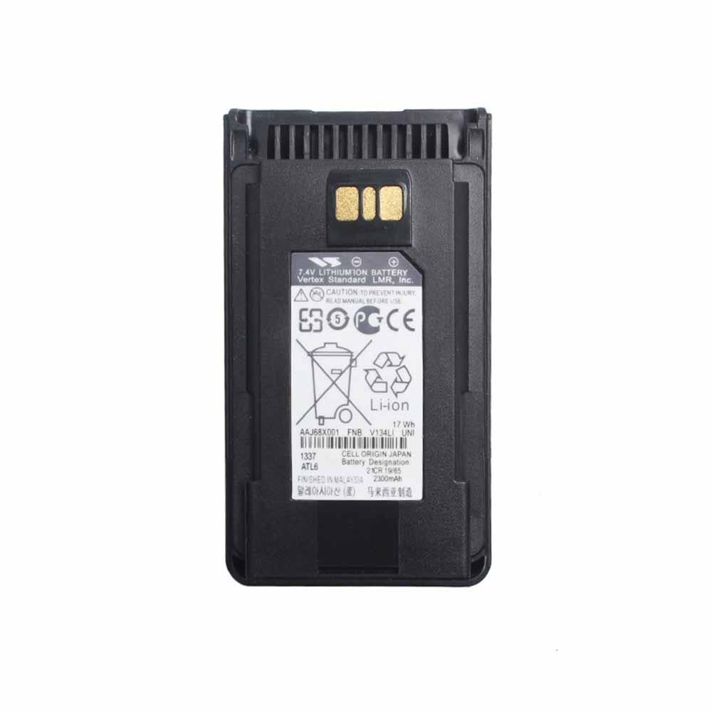 Vertex FNB-V134 交換バッテリー