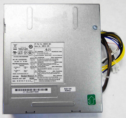 HP/COMPAQ 6000 240W PSU ELITE   8000