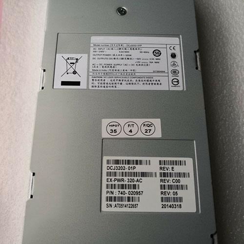 Juniper Networks EX-PWR-320-AC Ex 4200 & Ex 3200