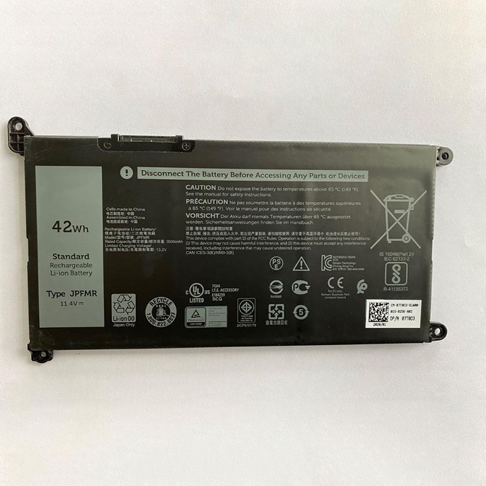 DELL JPFMR 交換バッテリー