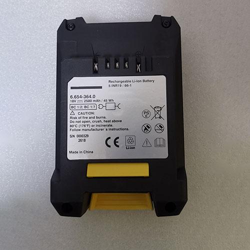 KARCHER 6.654-364.0 交換バッテリー