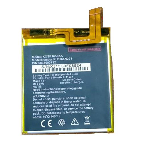 Panasonic KOSP1650AA KLB165N293