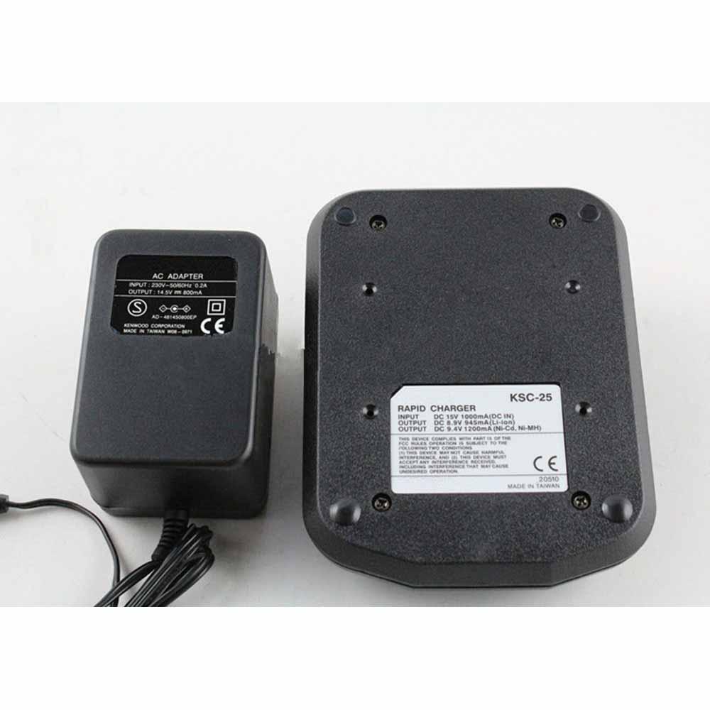 Kenwood KNB-24L 交換バッテリー