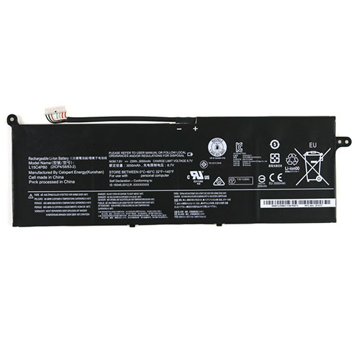 Lenovo L15C4PB0 交換バッテリー