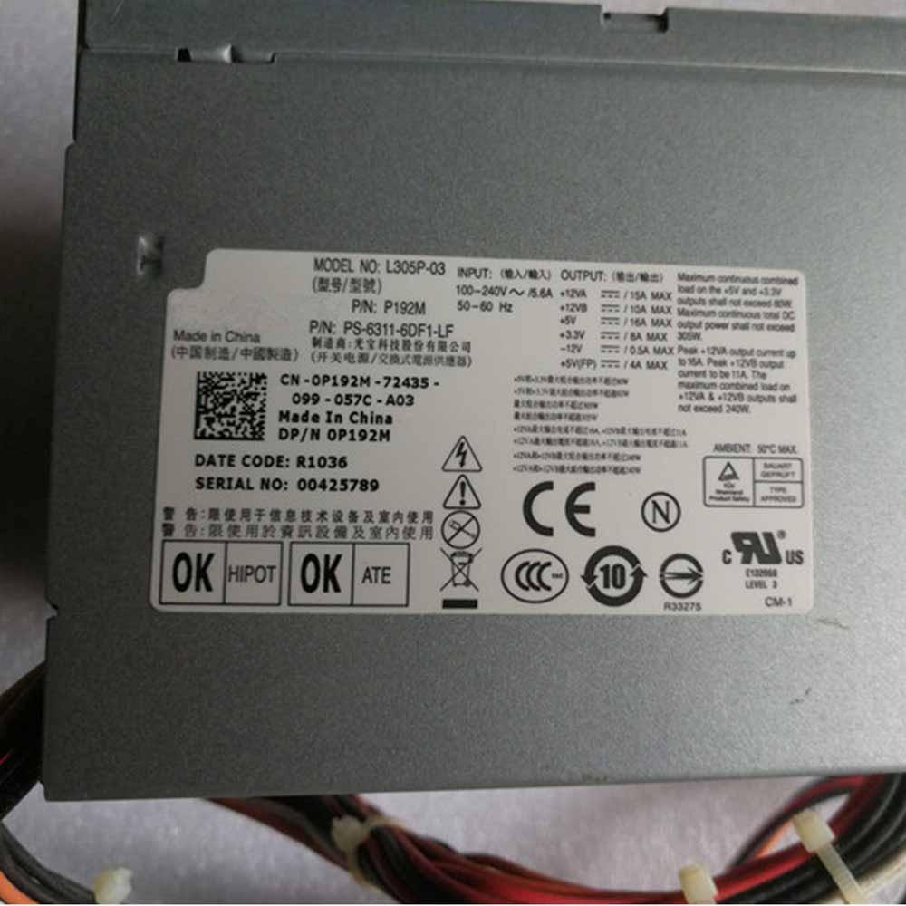 Dell Optiplex 330 740 745 GX520 GX620 GX280
