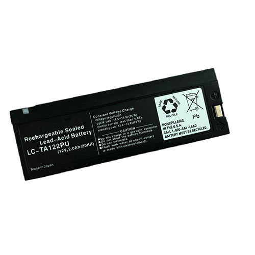 Mindray LC-TA122PU 交換バッテリー