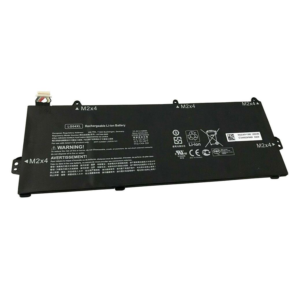 HP LG04068XL HSTNN-IB8S L32535-141 L32654-005 L32535-1C1 Series