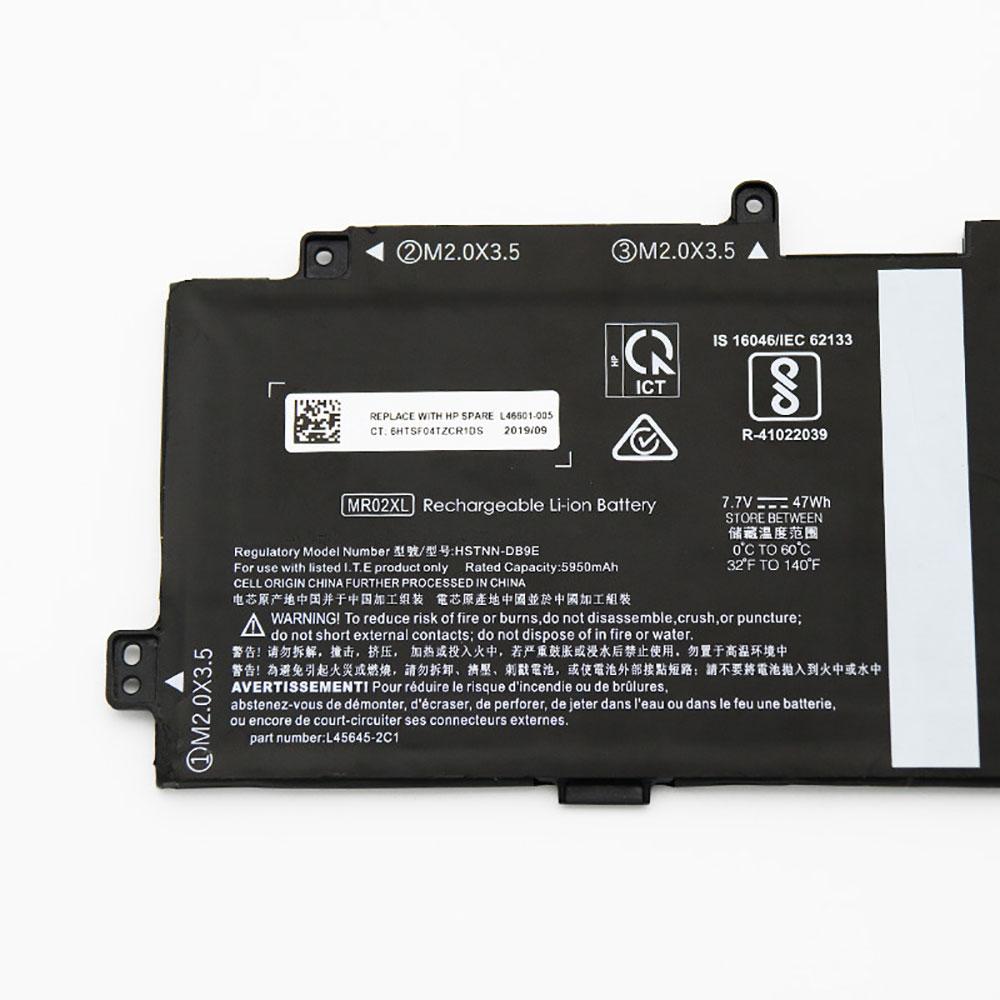 HP HSTNN-DB9E L45645-2C1 L46601-005 series