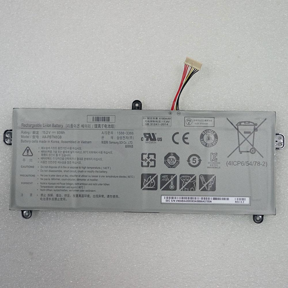 Samsung AA-PBTN8GB 交換バッテリー