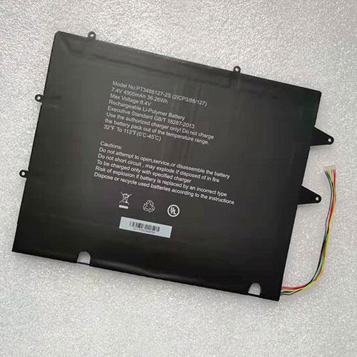 JUMPER PT3488127-2S 交換バッテリー