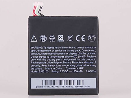 HTC One X S720e 35H00187-01M 1800mAh +Tools