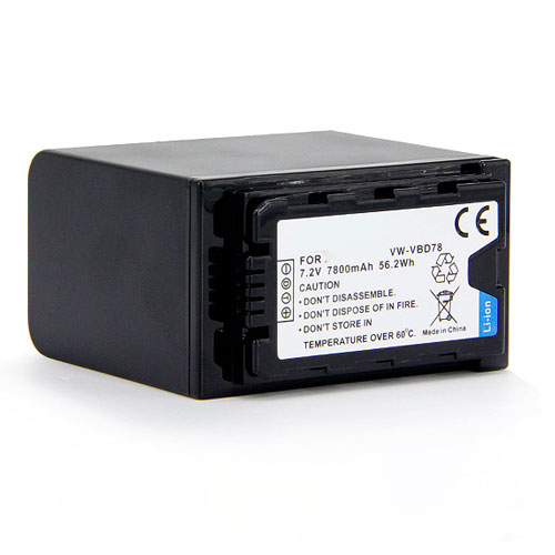 Panasonic HC-MDH3 AJ-PX298 HC-MDH2GK VBD29 VBD58 GK