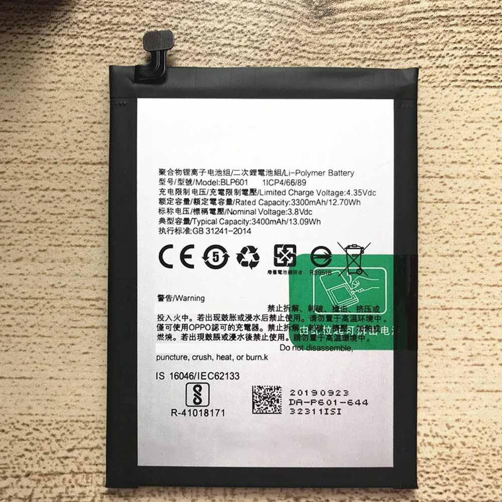 OPPO BLP601 交換バッテリー