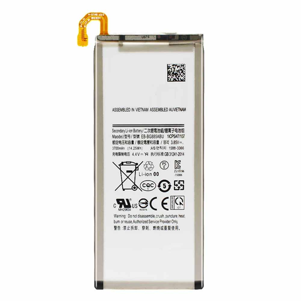 Samsung EB-BG885ABU 交換バッテリー