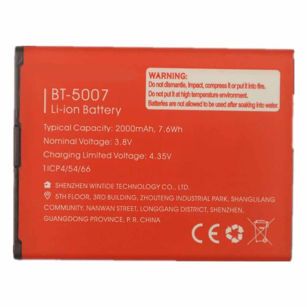Leagoo BT-5007 交換バッテリー