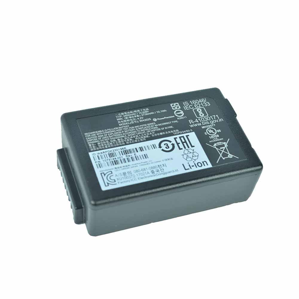 Symbol WA3025 交換バッテリー