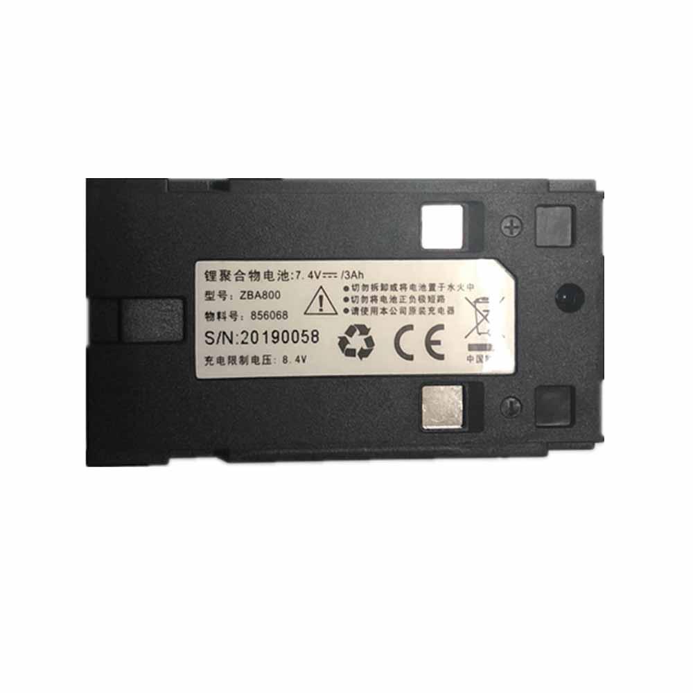 Zhongwei ZBA800 交換バッテリー